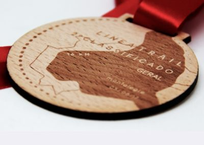 Veneered Beech | Laser Engraving