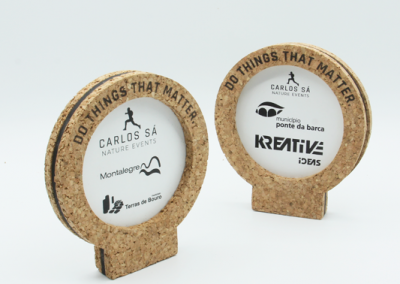 Cork | Raw MDF | Laser Engraving | Digital UV Print