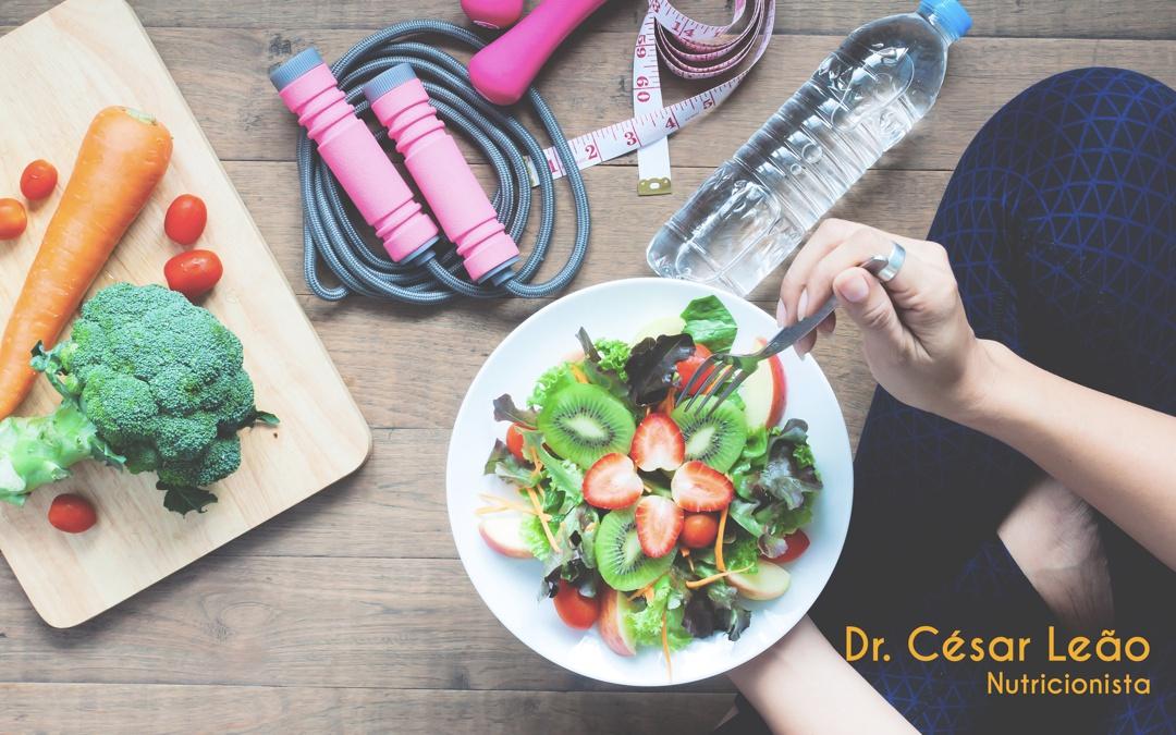 Dr. César Leão – A Importância de uma Boa Alimentação na Vida de um Atleta
