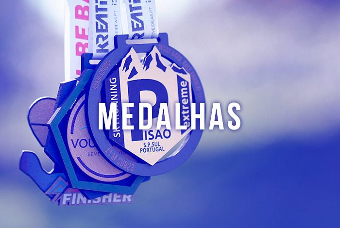 Criação de medalhas